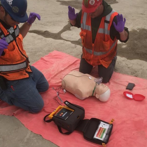 Automated External Defibrillation (AED)